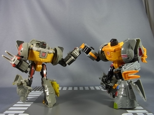 TRANSFORMERS MOVIE 4 AGE OF EXTINCTION USA Toysrus限定 EVOLUTION PACK GRIMLOCK 026991