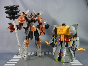 TRANSFORMERS MOVIE 4 AGE OF EXTINCTION USA Toysrus限定 EVOLUTION PACK GRIMLOCK 026992