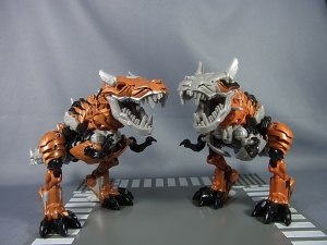TRANSFORMERS MOVIE 4 AGE OF EXTINCTION USA Toysrus限定 EVOLUTION PACK GRIMLOCK017026