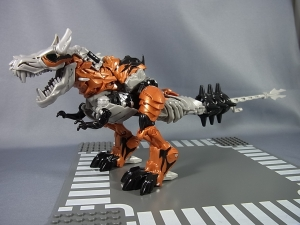 TRANSFORMERS MOVIE 4 AGE OF EXTINCTION USA Toysrus限定 EVOLUTION PACK GRIMLOCK017028