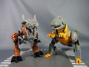 TRANSFORMERS MOVIE 4 AGE OF EXTINCTION USA Toysrus限定 EVOLUTION PACK GRIMLOCK017029