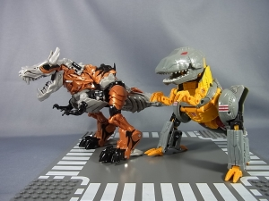 TRANSFORMERS MOVIE 4 AGE OF EXTINCTION USA Toysrus限定 EVOLUTION PACK GRIMLOCK017030