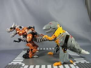 TRANSFORMERS MOVIE 4 AGE OF EXTINCTION USA Toysrus限定 EVOLUTION PACK GRIMLOCK017031