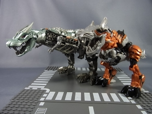 TRANSFORMERS MOVIE 4 AGE OF EXTINCTION USA Toysrus限定 EVOLUTION PACK GRIMLOCK017032
