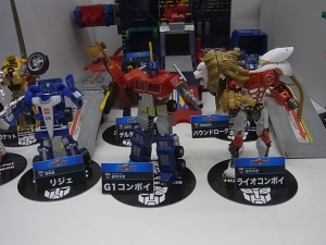 TFEXPO ZONE5-5 TF LABO TOY LINE7549