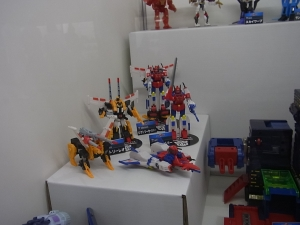 TFEXPO ZONE5-5 TF LABO TOY LINE7550
