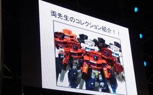 TFステージショー:津島・若林先生トークショー7214