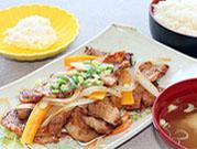 あぐー焼肉スタミナ定食
