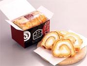 会津味噌ロールケーキ