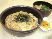 三河地鶏の親子丼セット