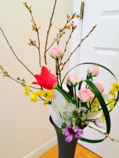 2014.3.13お花