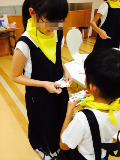 2014.8.13キッズ野菜ソムリエ4