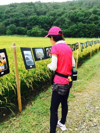 2014.8.25田んぼで写真展4