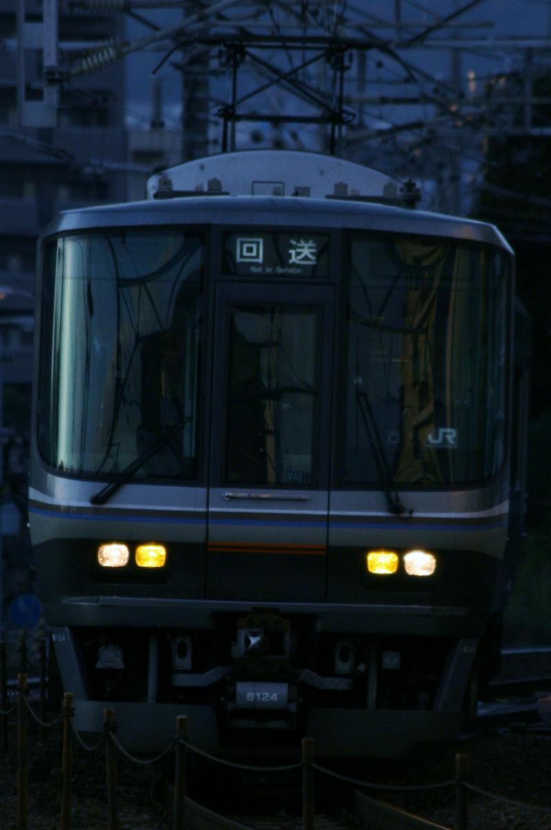 223系6000番台 MA21