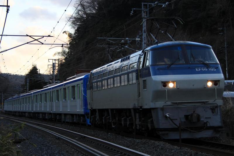 EF66-105+60000系(12両)