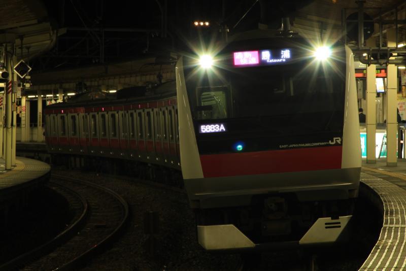E233系5000番台 ケヨ554