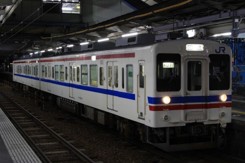 105系2両 K-07