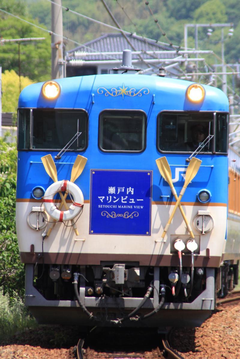 キハ47系7000番台 瀬戸内マリンビュー