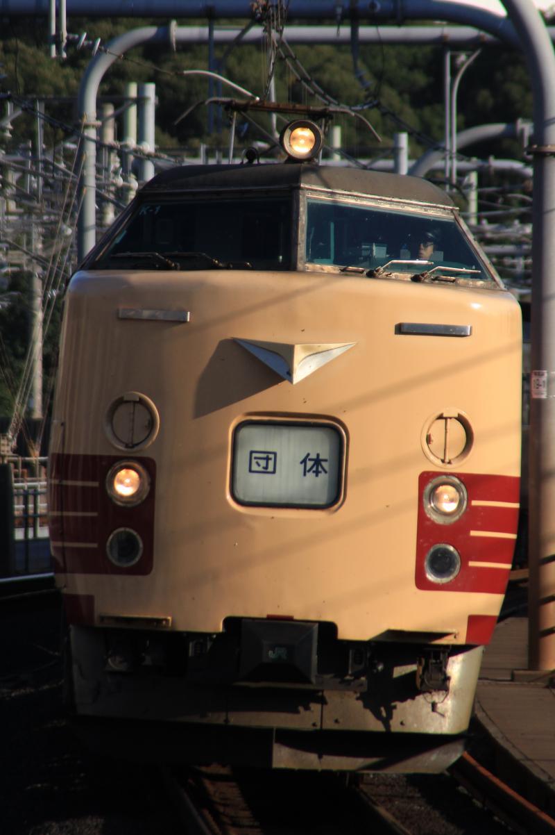 485系K-01 赤羽