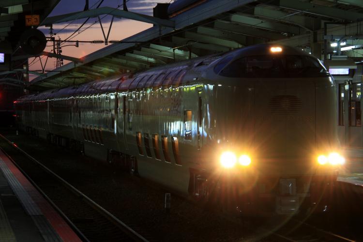 285系3000番台 I-04 松江