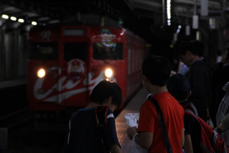 115系L-01 カープ電車 広島