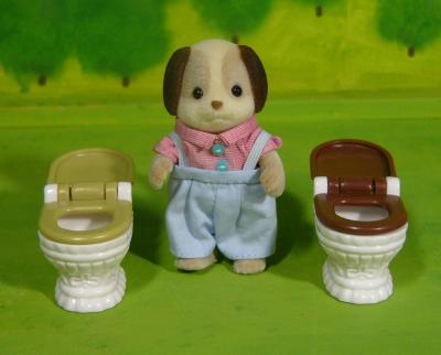 トイレ 13