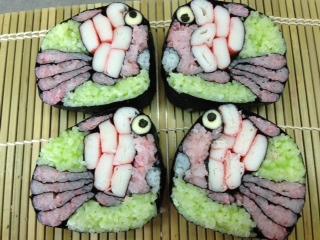 デコ巻き金魚