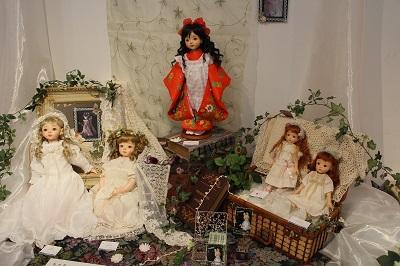 創作人形展「春」2014_1
