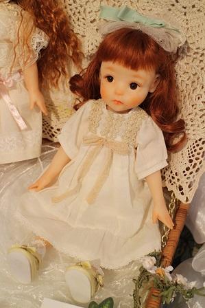 創作人形展「春」2014_3
