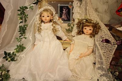 創作人形展「春」2014_4