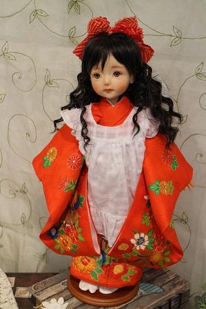 創作人形展「春」2014_5