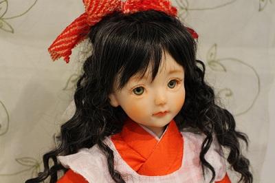 創作人形展「春」2014_6