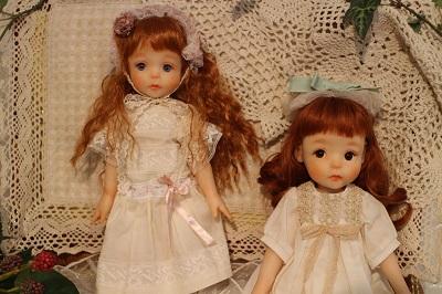 創作人形展「春」2014_10