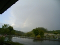 雨上がりの虹2 002