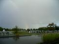 雨上がりの虹5 005