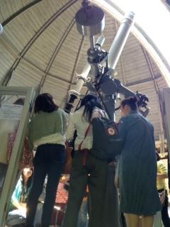 赤道儀ドーム__