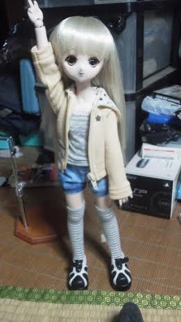 ミヅキの記念すべき一枚目の写真