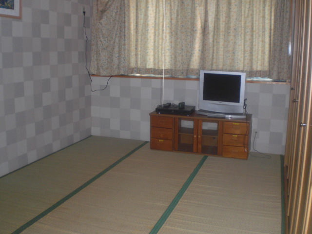 寝室6畳個室