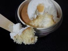 シフォンケーキアイス