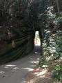 灯籠坂大師入り口背高隧道1