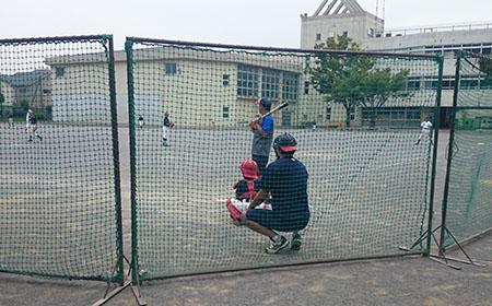 T橋コーチ