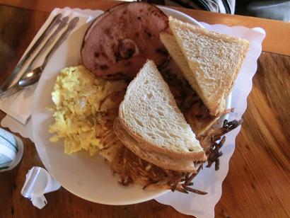 ranch朝食16