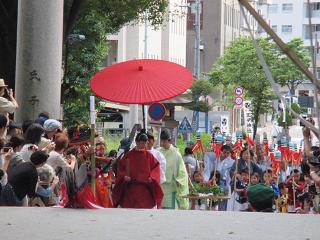 王子神社田楽舞2