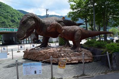 恐竜の里 勝山
