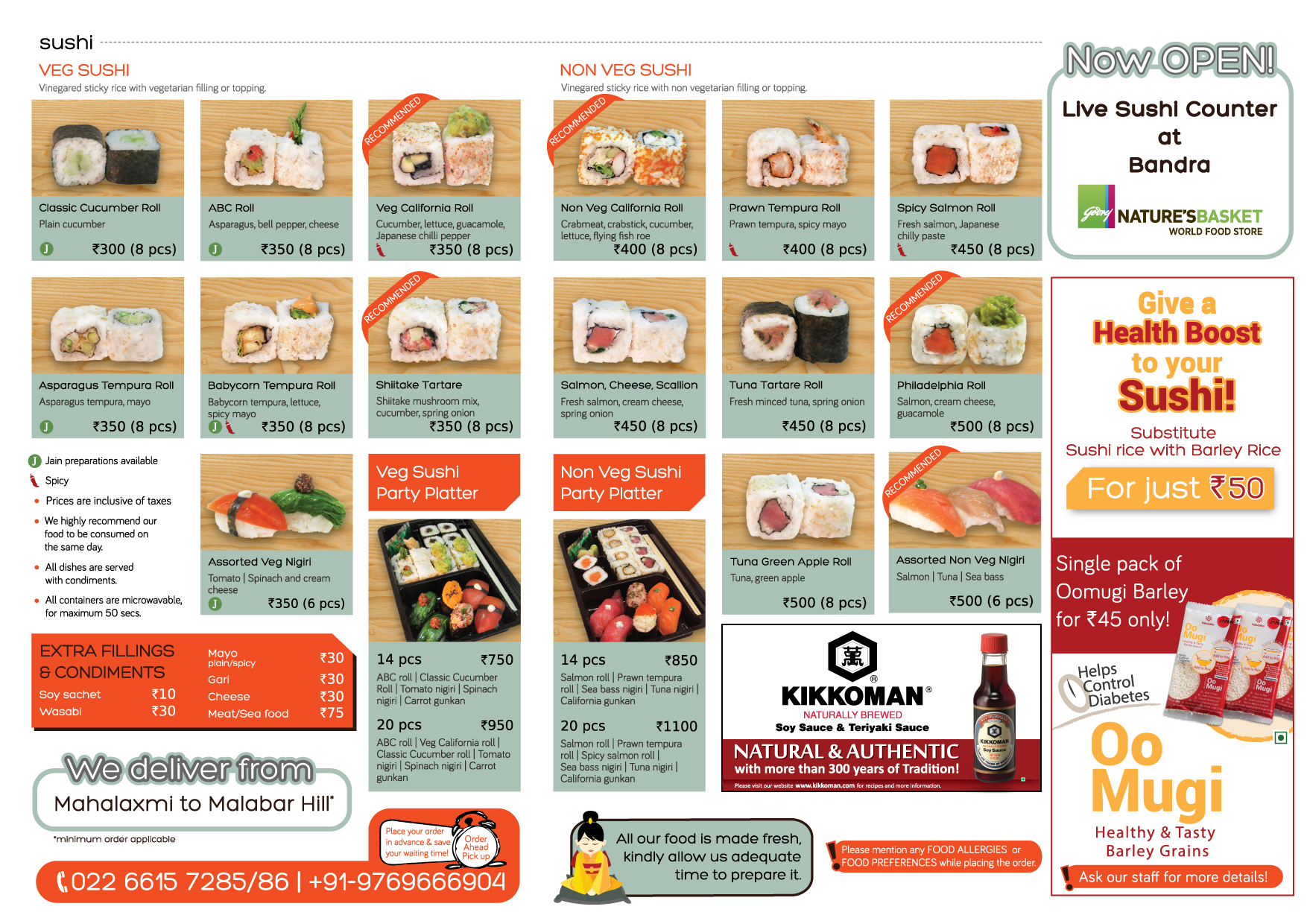A4- Sushi and More Menu -R8OL-02