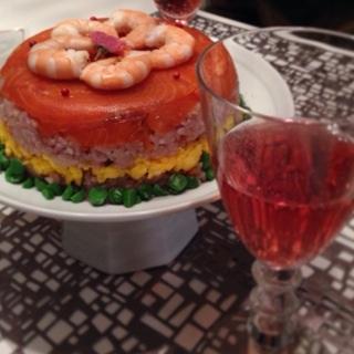ひな祭り テーブルコーディネート ちらし寿司  有田ポーセリンラボ