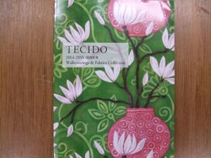 「TECIDO 2014-2015 Wallcoverings&fabrics Collection」