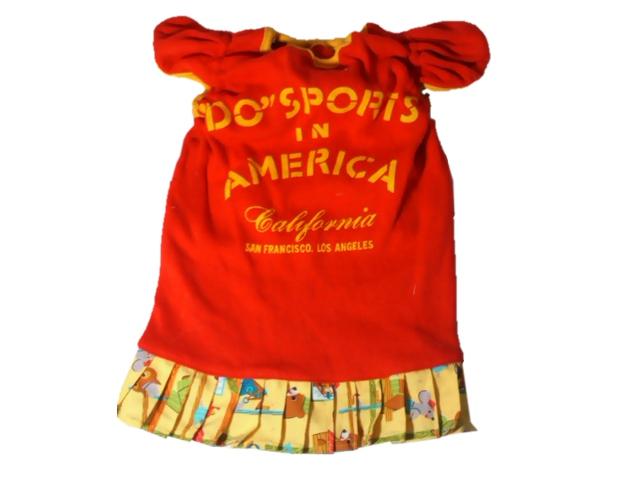 犬服手作り可愛い人気おしゃれな1405301