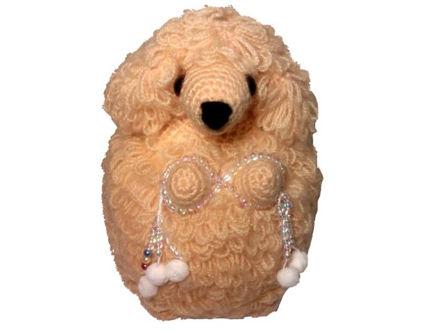 わんちゃん犬編みぐるみ手作り可愛い人気おしゃれな1405261