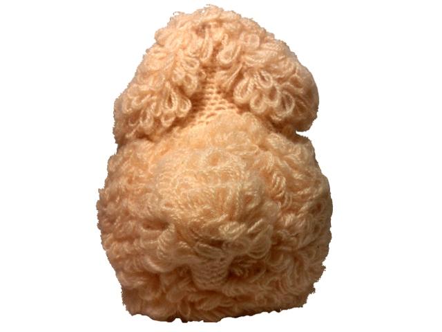 わんちゃん犬編みぐるみ手作り可愛い人気お洒落な1405264
